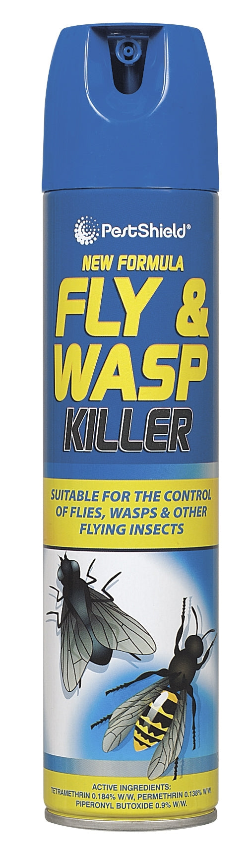 Fly and Wasp Killer Aerosol 300ml