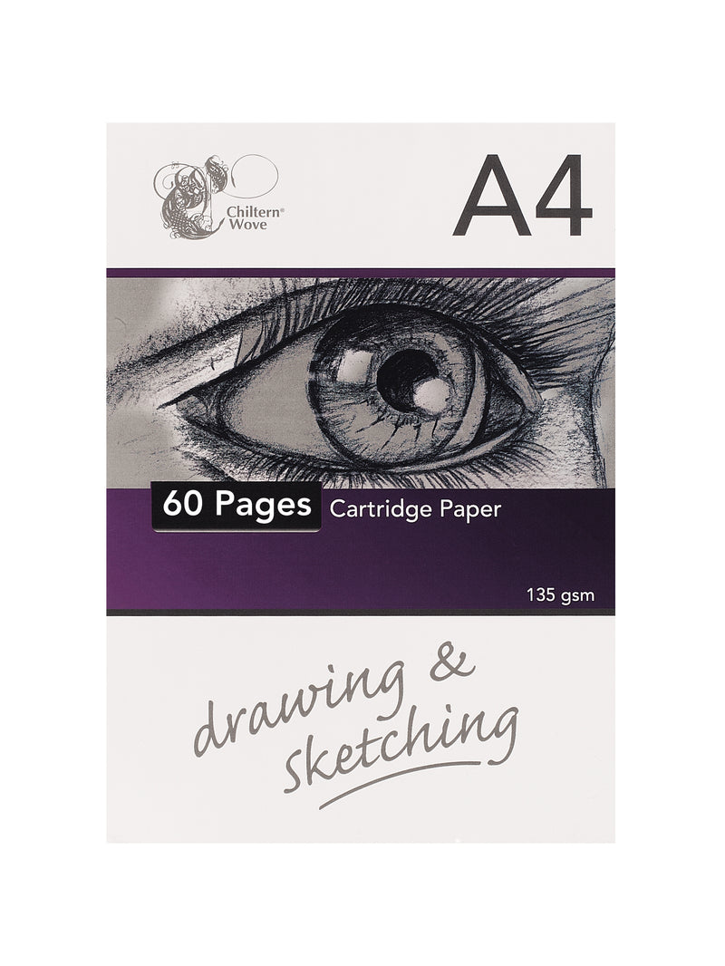 Sketch Pad H Bound A4 60 Pages