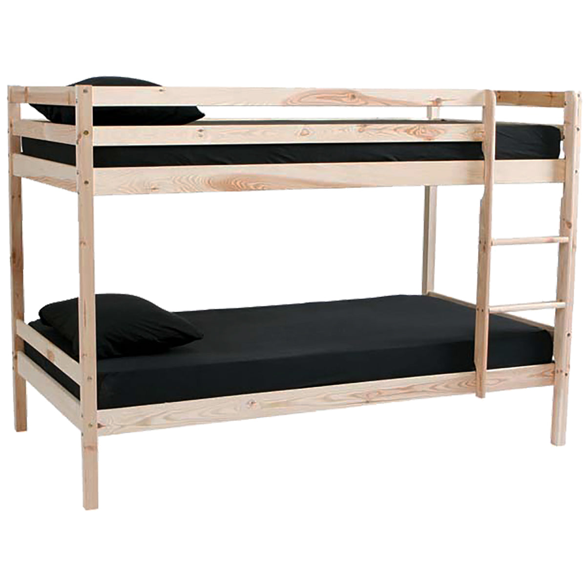 Picture of: Wooden Bunk Beds Jmart Warehouse