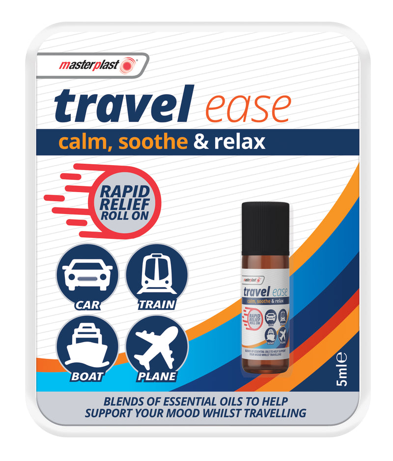 Aromatherapy Roll-On Travel Ease 5ml