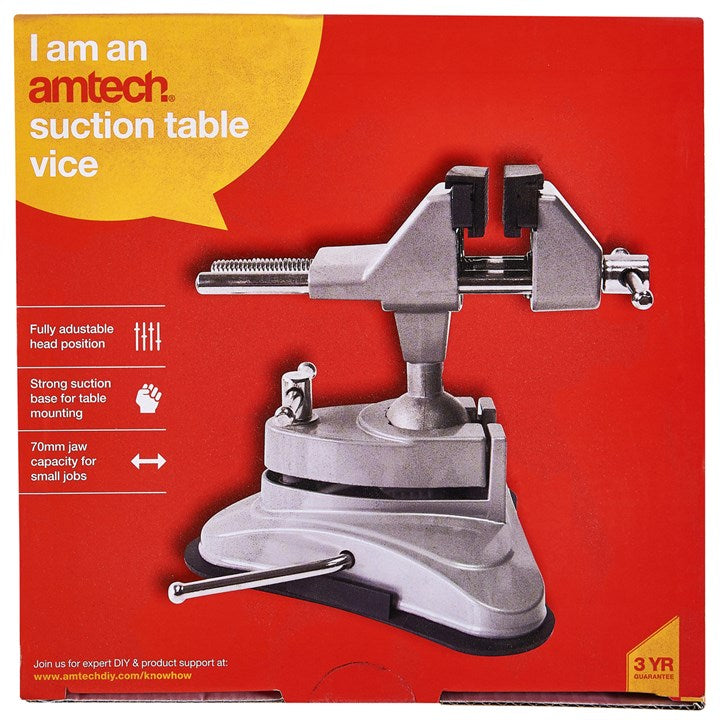 Suction Table Vice