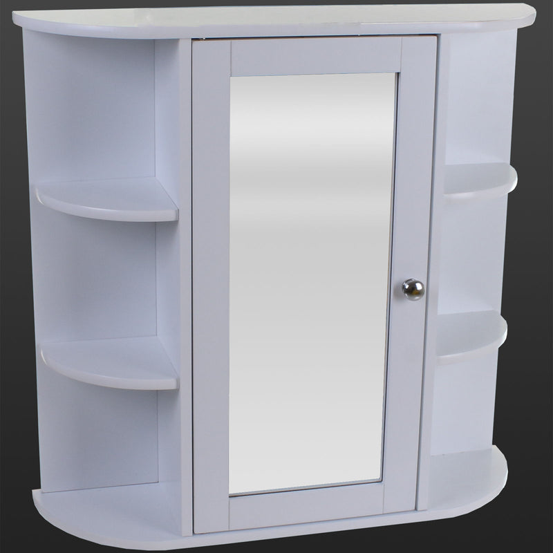 Wall Cabinet with Shelves