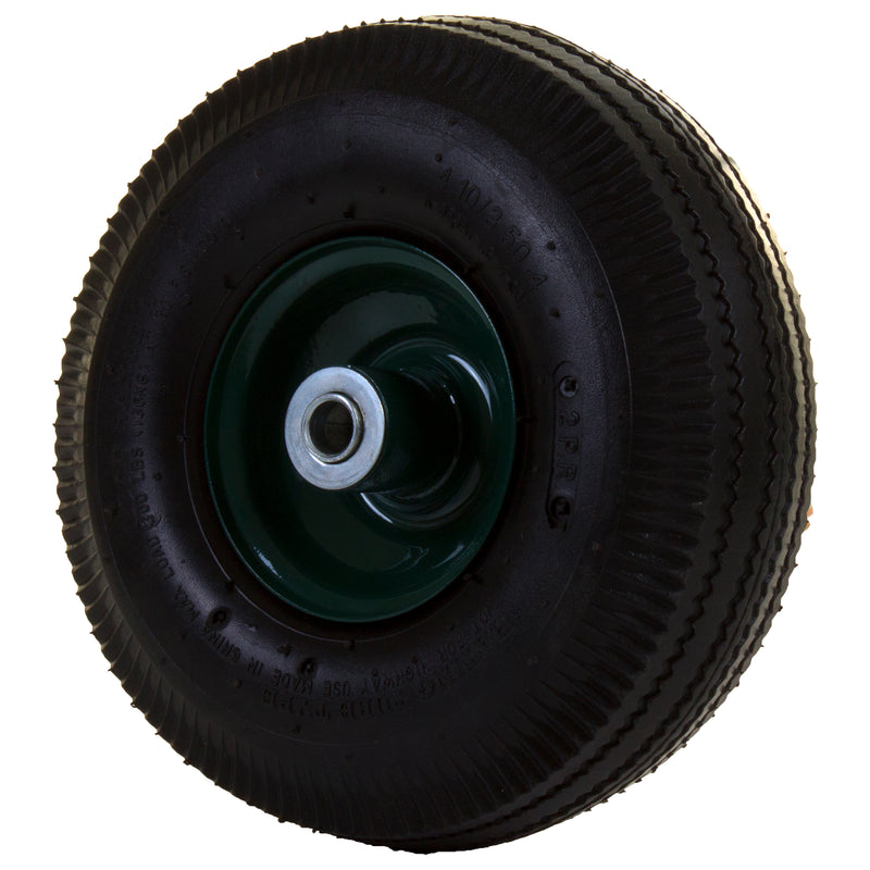 Green Sack Truck Wheel