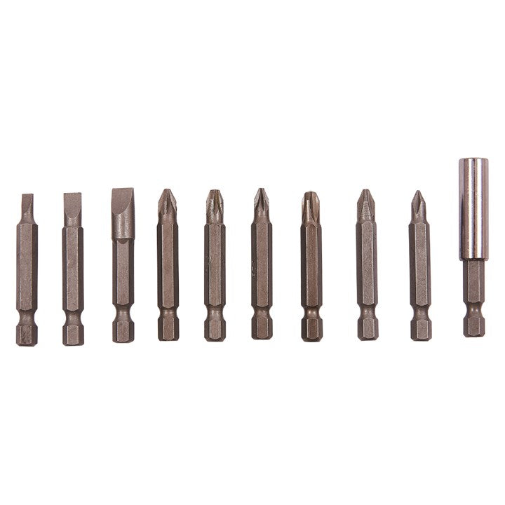 10pc Power Bit Set