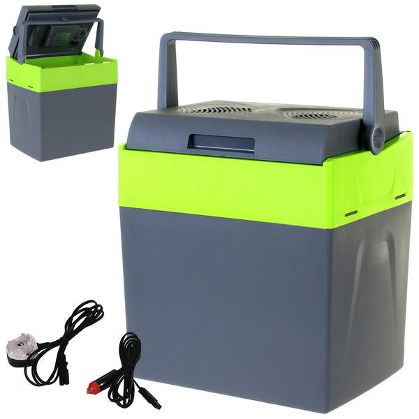 30L Electric Coolbox