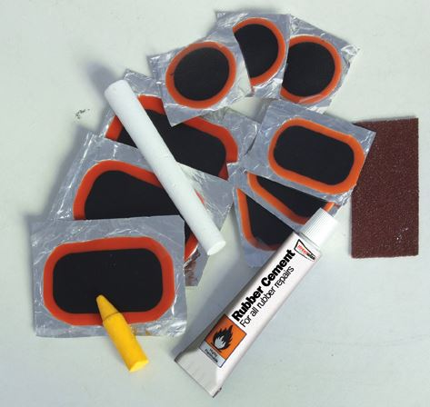 Cycle Puncture Repair Kit