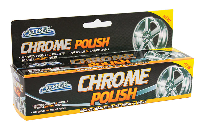 Chrome Polish Tube
