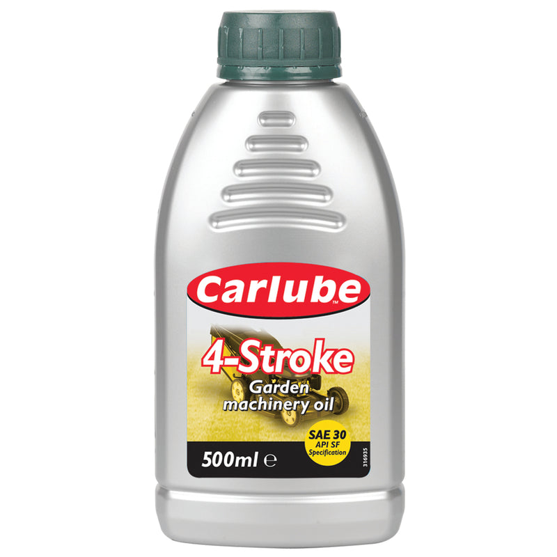 Carlube 4-Stroke Garden Machinery Oil 500ml
