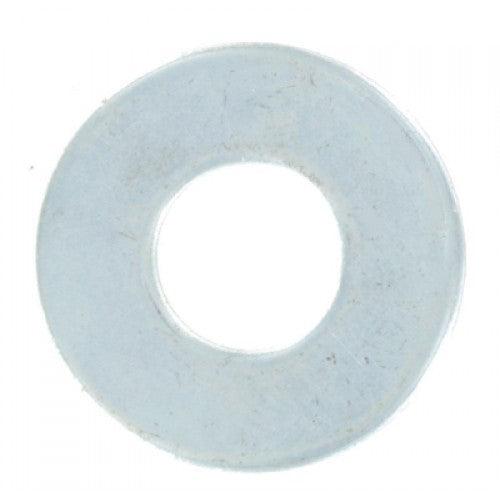 M6 Steel Washers Zinc 60pc