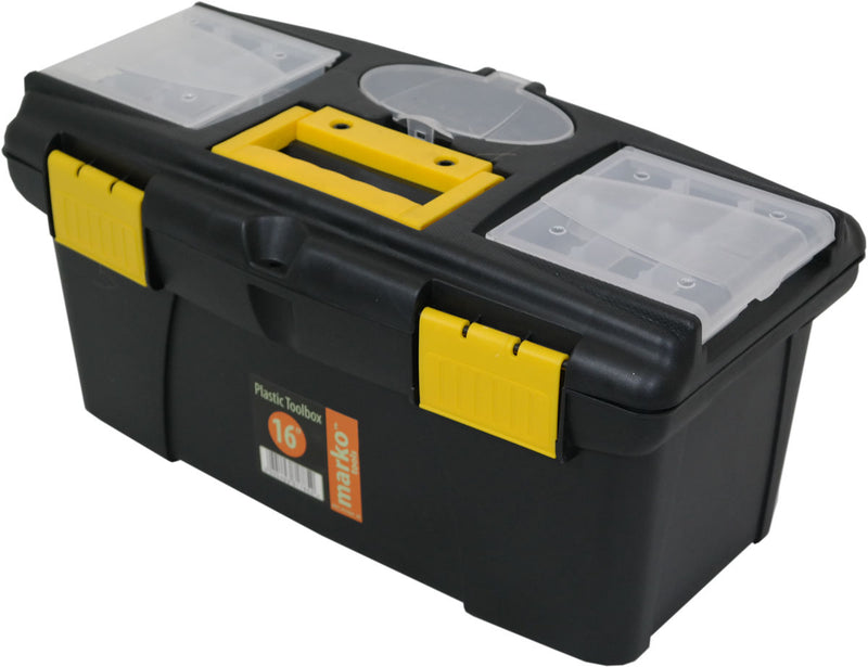 "16"" Plastic Tool Box Medium"