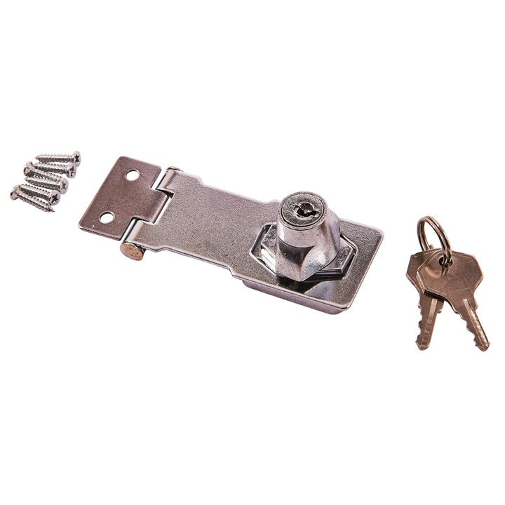 "75mm (3"") Self Locking Hasp"