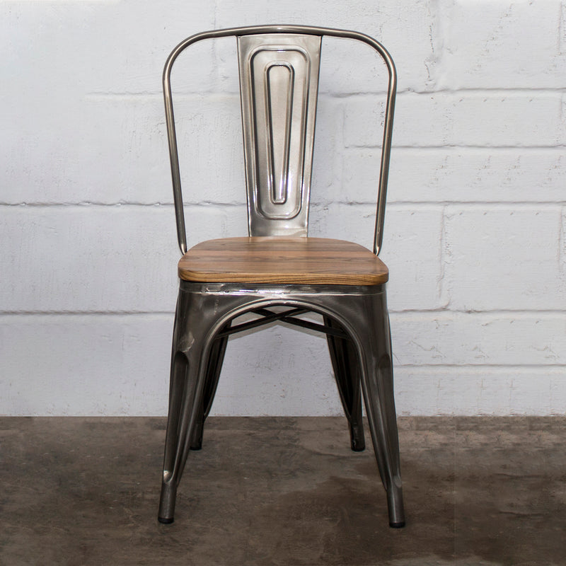 Palermo Chair - Steel