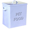 X-Large Metal Pet Food Box