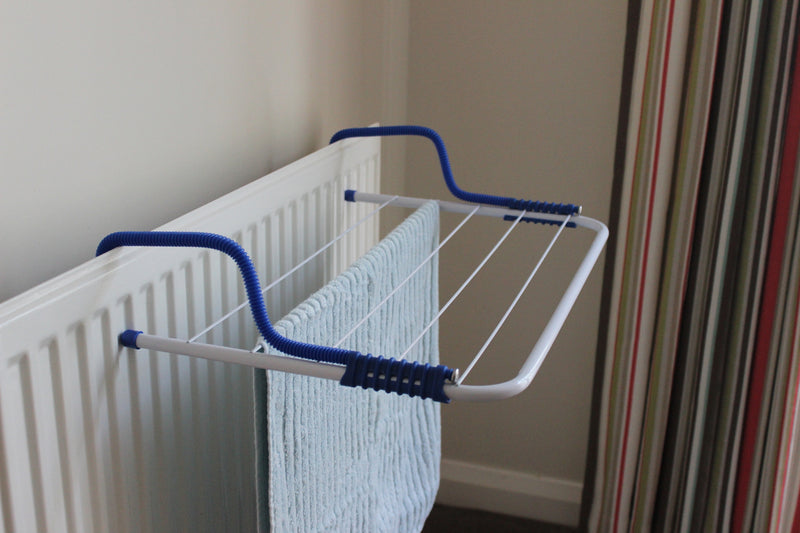 Folding Clothes Radiator Drying Airer