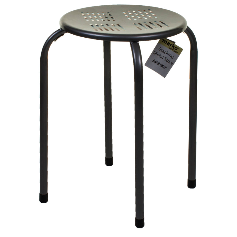 Stacking Metal Stools