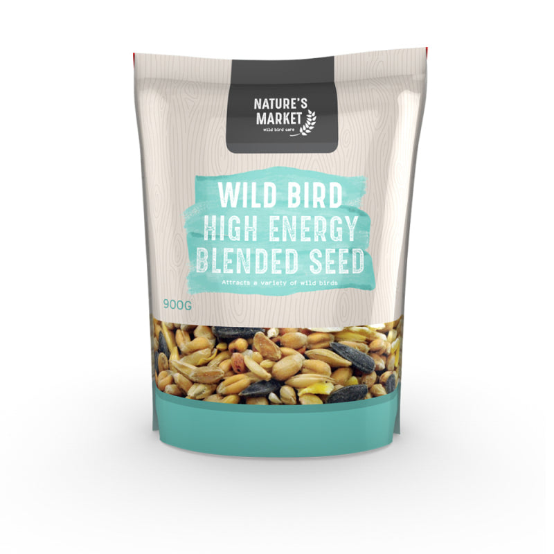 Bag High Energy Wild Bird Feed 0.9kg