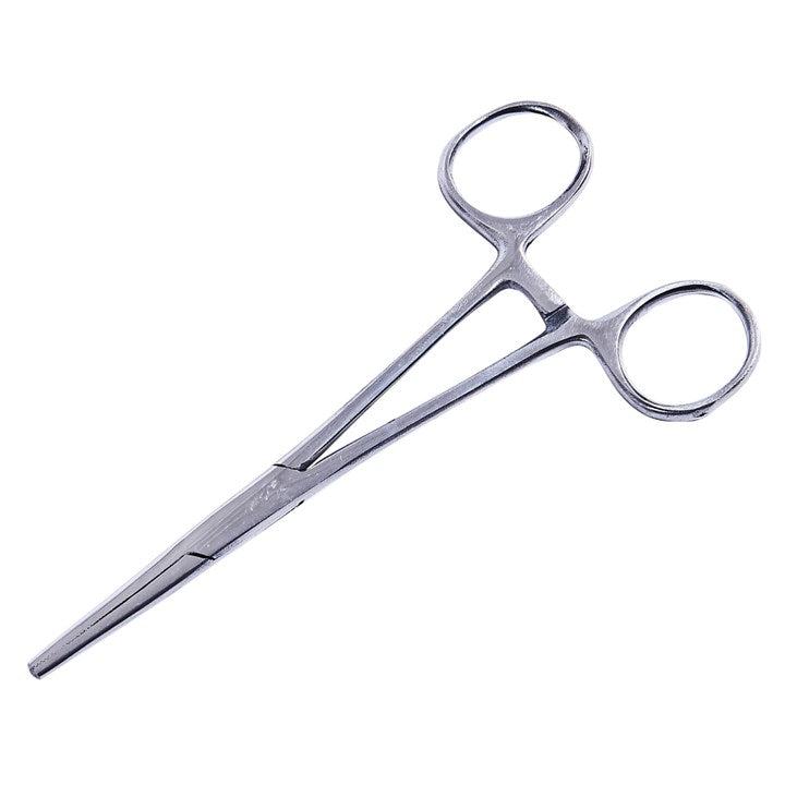 "5 1/2"" Straight Forceps"
