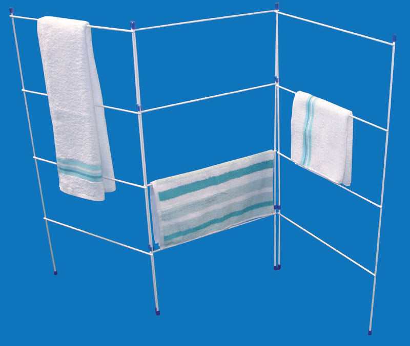 3 Fold Clothes Airer