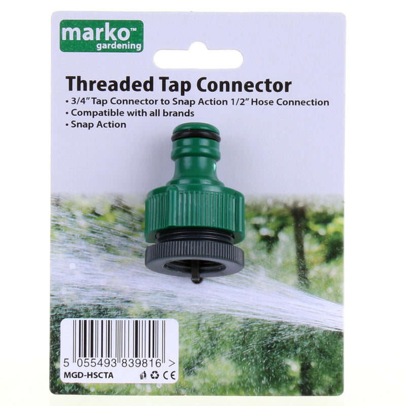 Threaded Tap Connector
