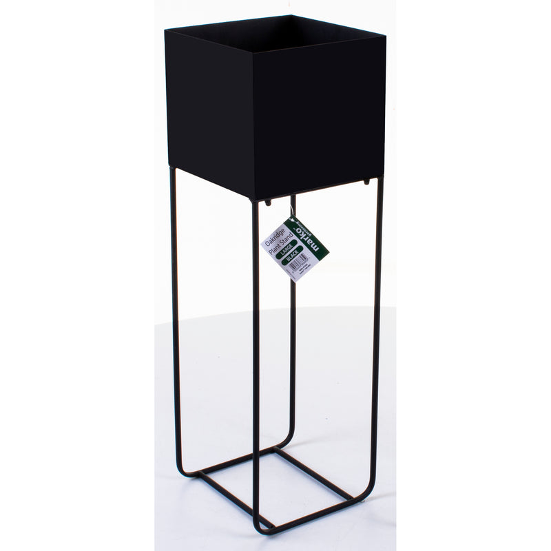 Oakridge Plant Stands - Black - Set of 2
