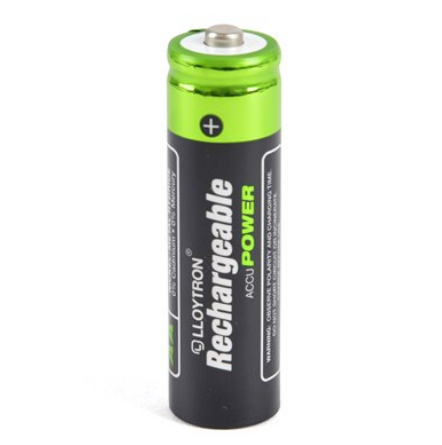 Rechargeable Batteries AA 800mAh 4pk