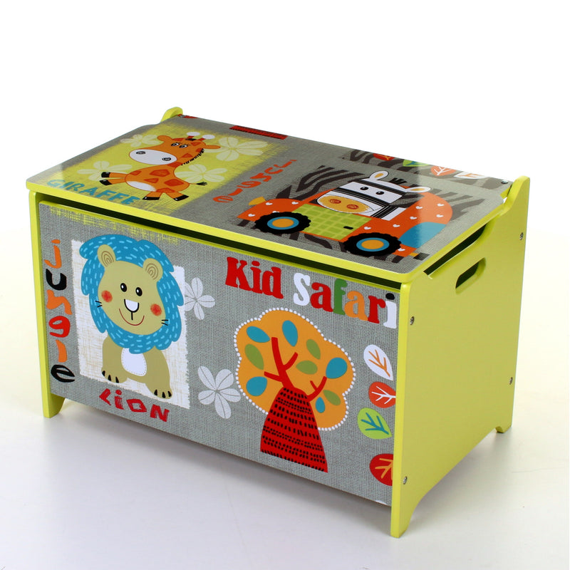 Safari Range Toy Box