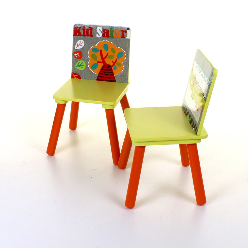 Safari Range Set of 2 Chairs