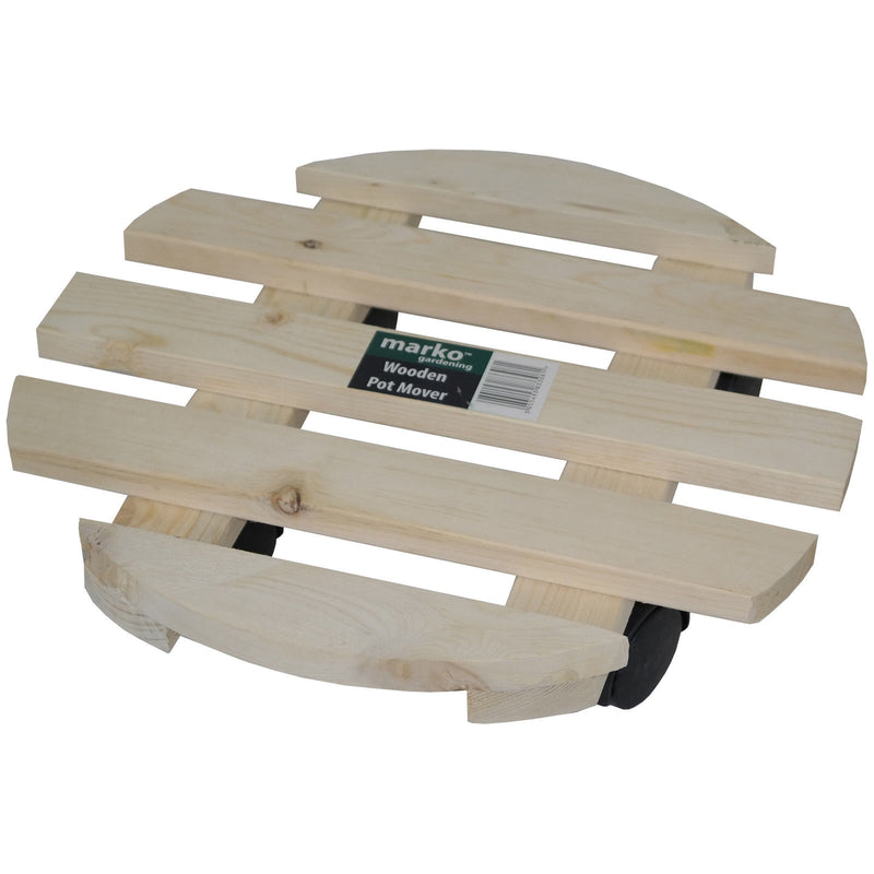 Wooden Pot Mover
