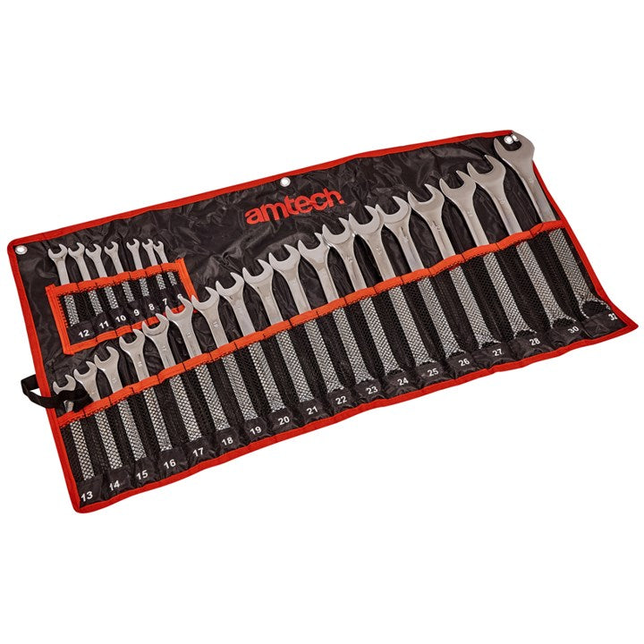 25pc Metric Combination Spanner Set 6 - 32mm