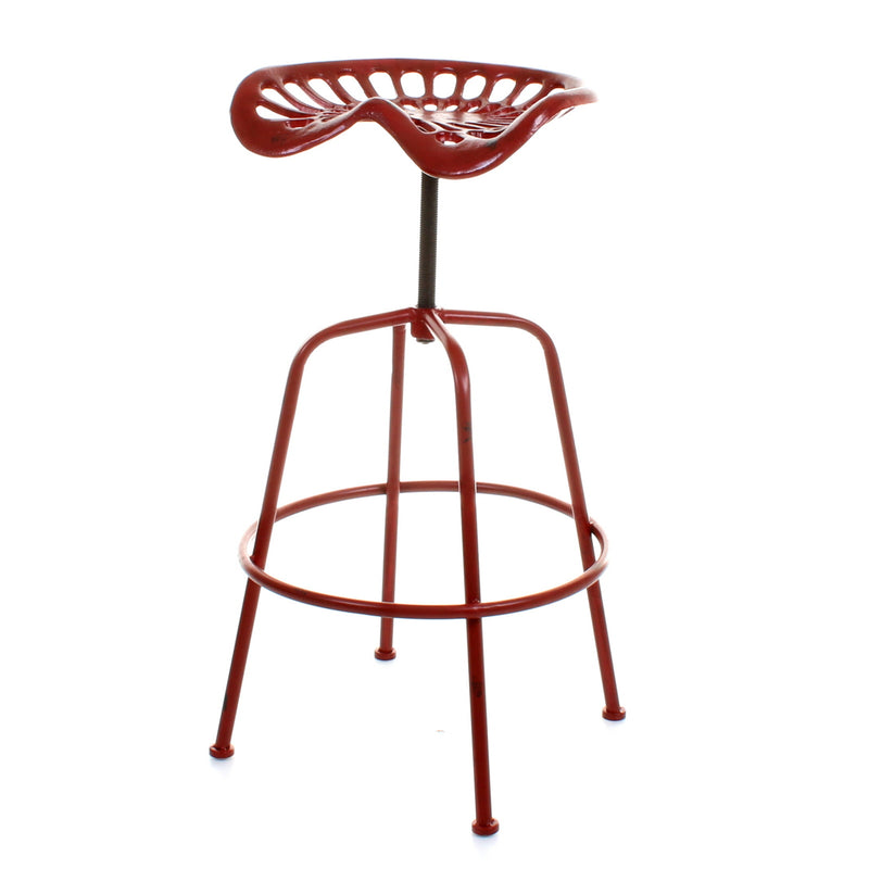 Arezzo Bar Stool - Red