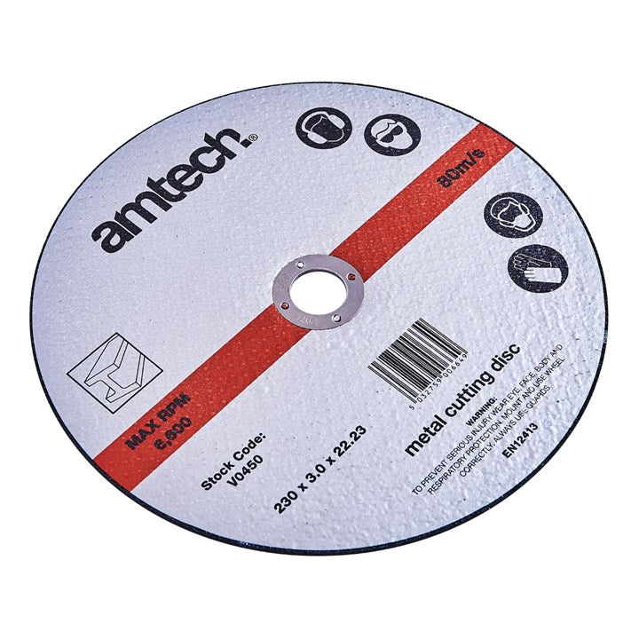 230mm Metal Cutting Disc