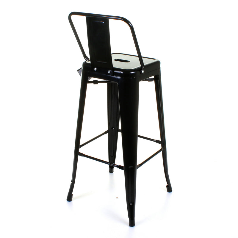 Naples Bar Stool - Black