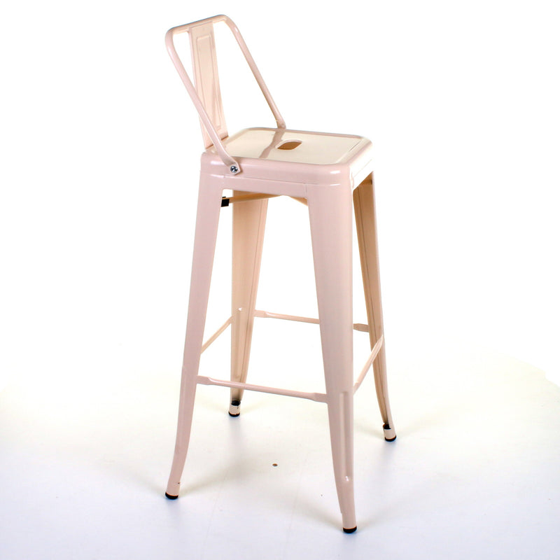 Naples Bar Stool - Cream