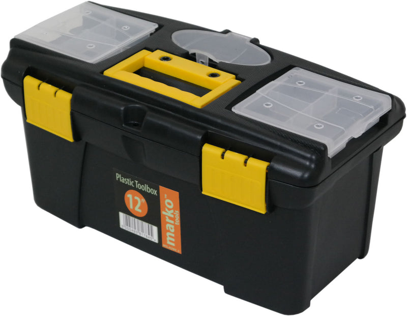 "12"" Plastic Tool Box Small"