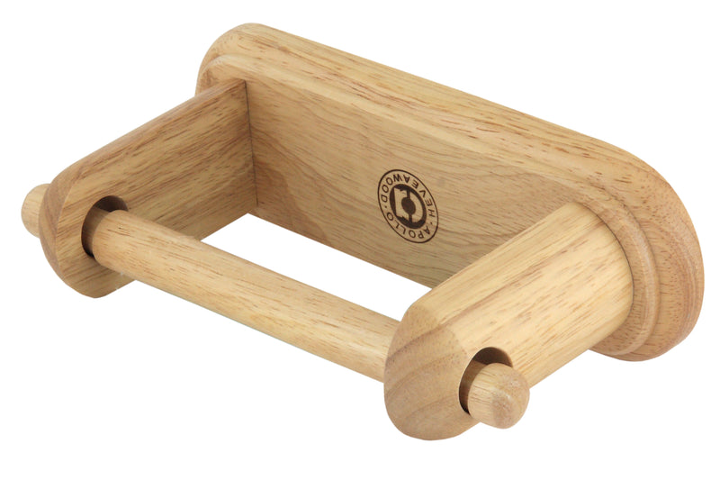 Toilet Roll Holder Wooden
