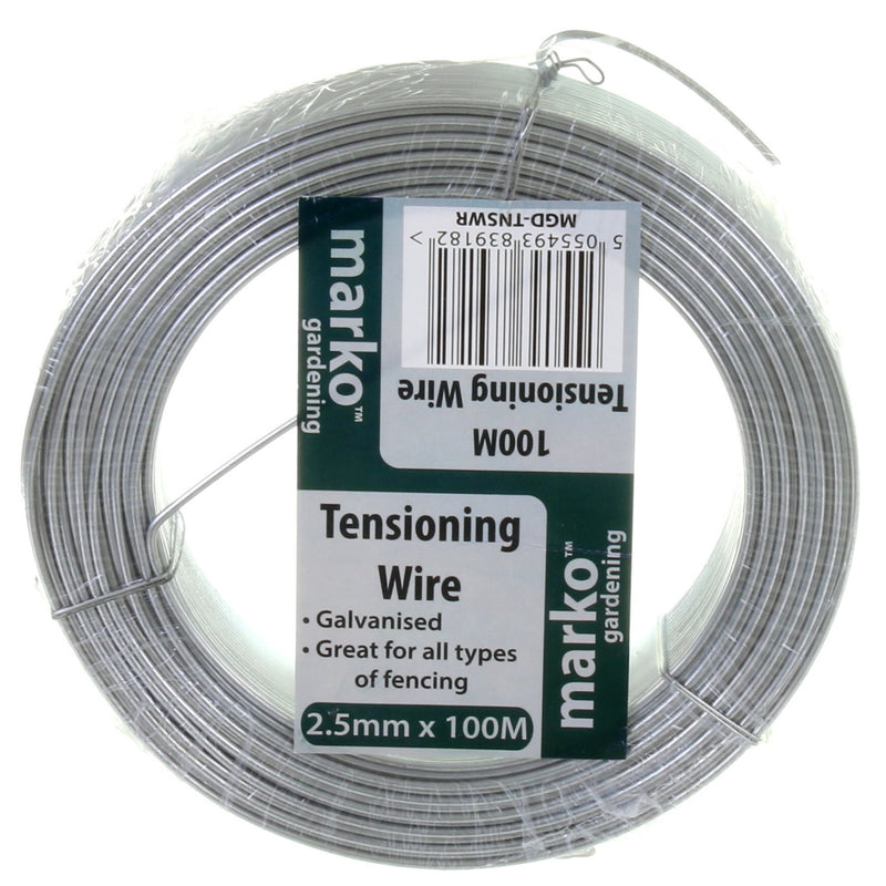 Tensioning Wire - 2.5mm x 100M