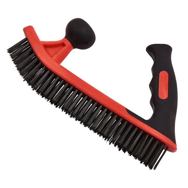 Double Handle Wire Brush