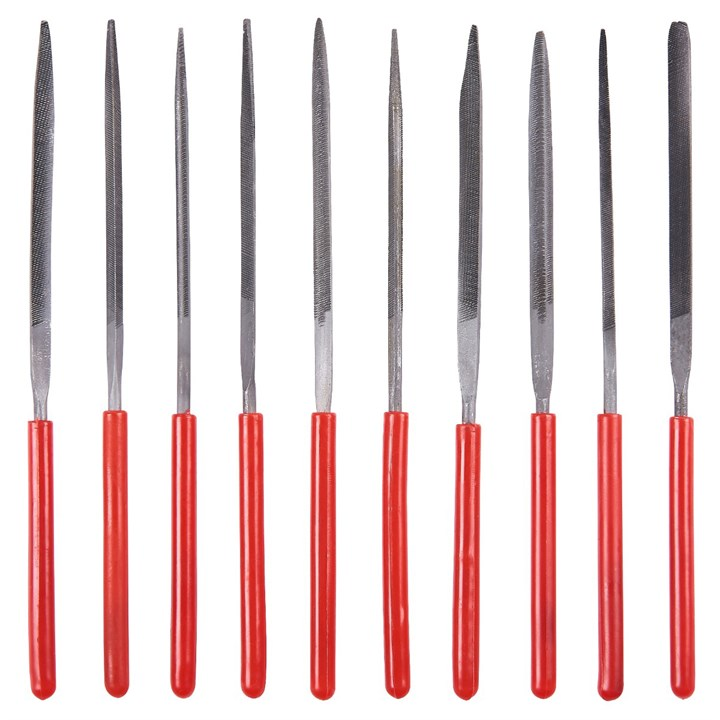 10pc Needle File Set