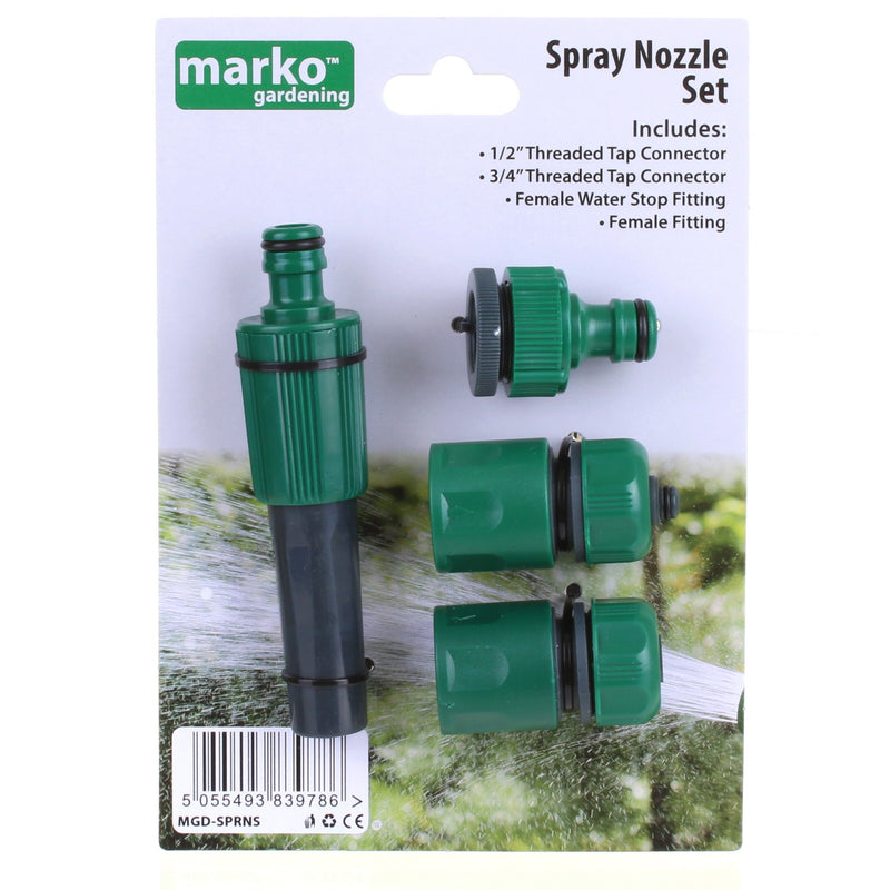 Spray Nozzle Set