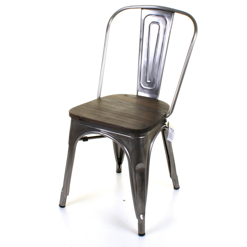 Roma Chair - Steel