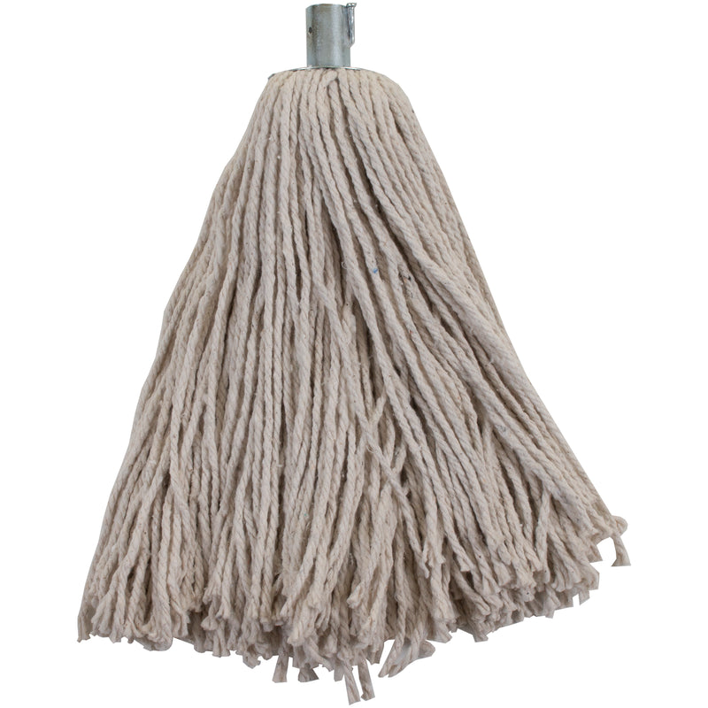 Traditional Pure Yarn Mop No 16 340g 12oz with Stick