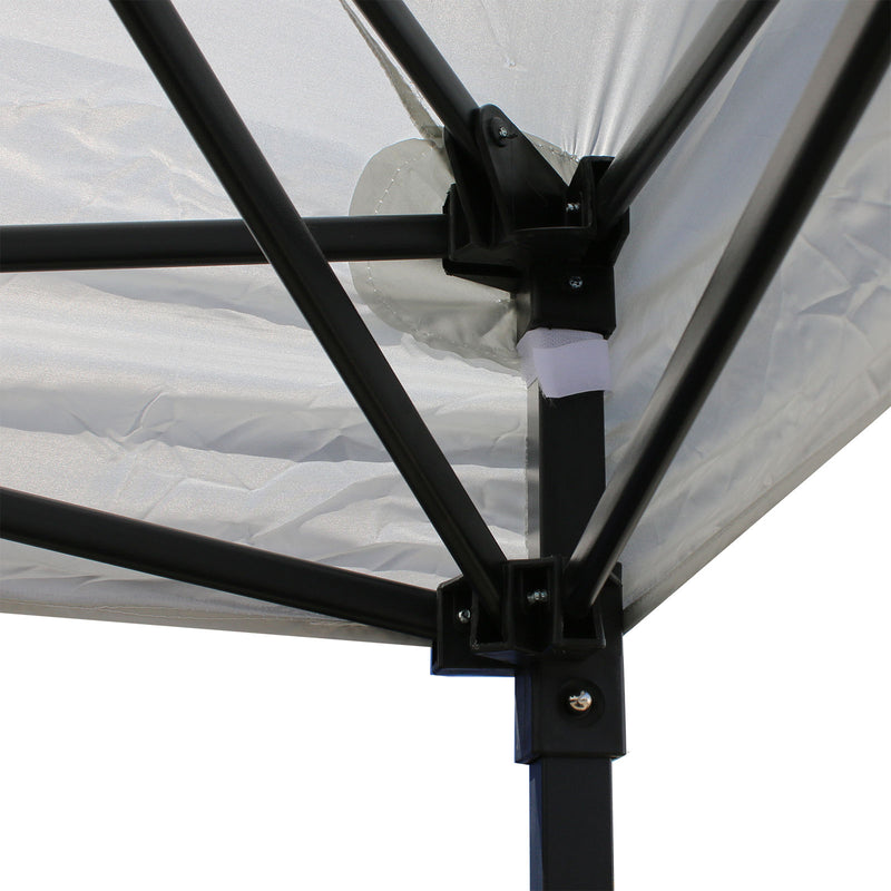 3M x 3M Heavy Duty Gazebo - Navy