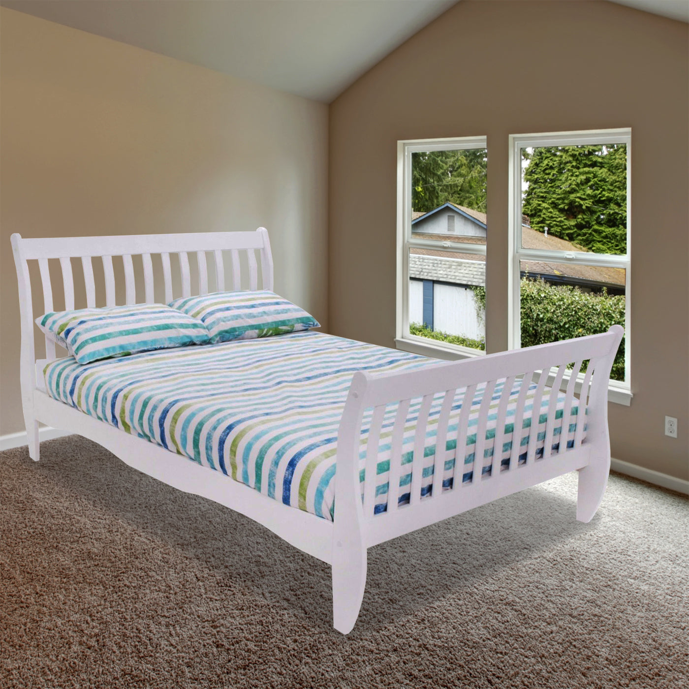 new bed frame off interior design classic ashby slay pottery queen in apartment barn pict frames sleigh home