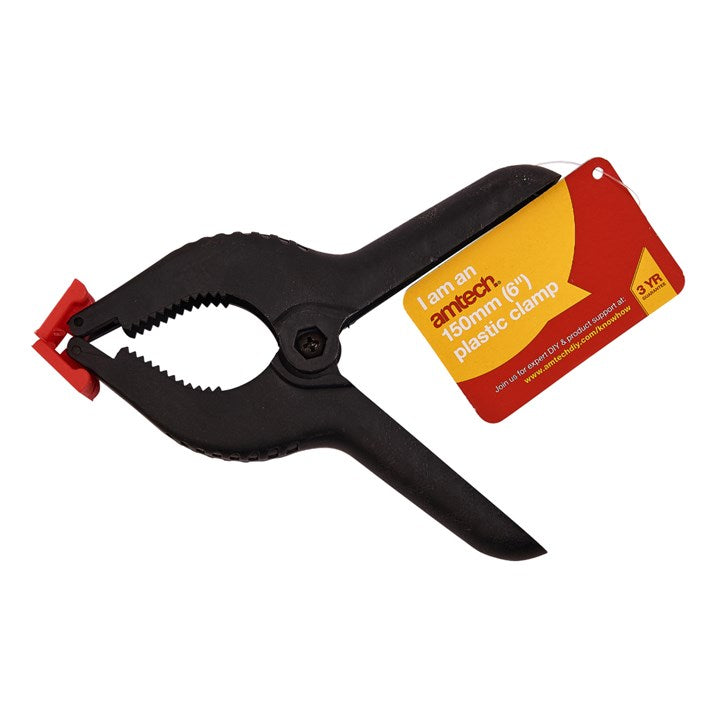 "6"" Plastic Clamp"