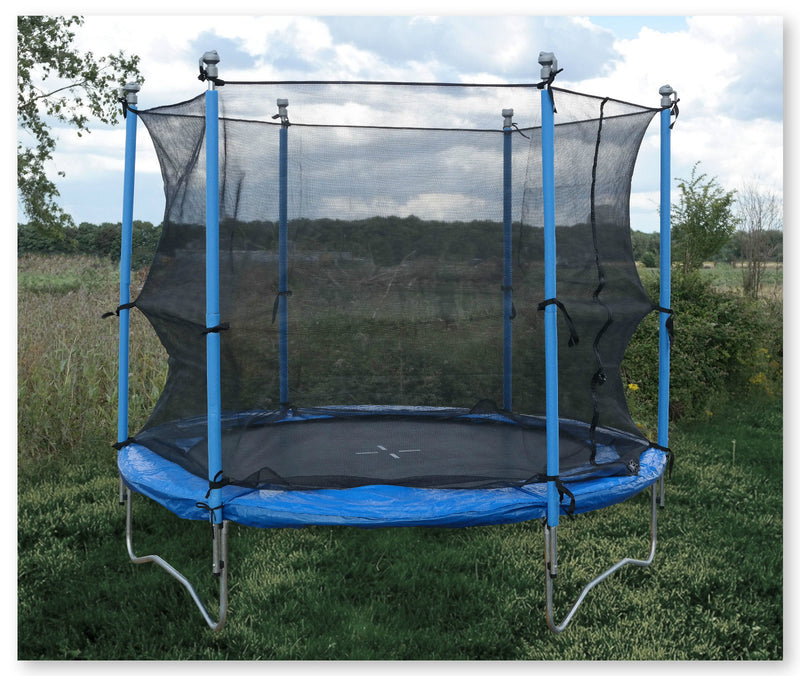 Outdoor 8FT Trampoline & Safety Net