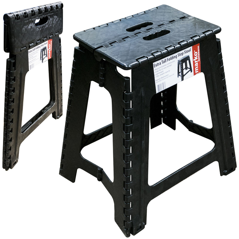 Extra Tall Folding Step Stool