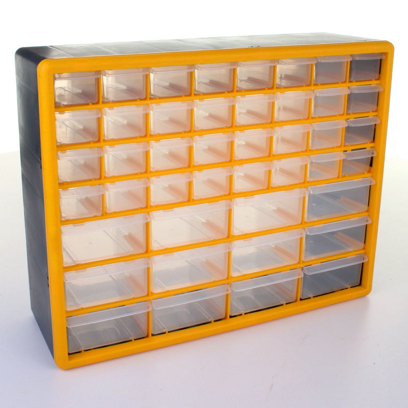 Plastic Organiser Drawers - MAC