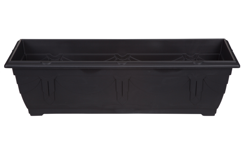 Venetian Window Box Black