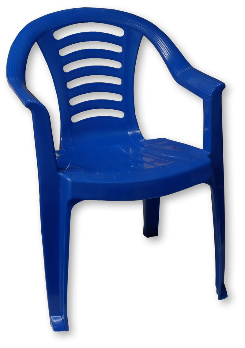 Kids Plastic Chair - Blue