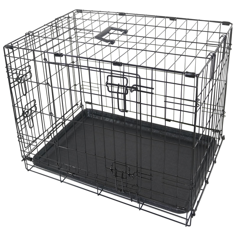 "Small 24"" Dog Cage"